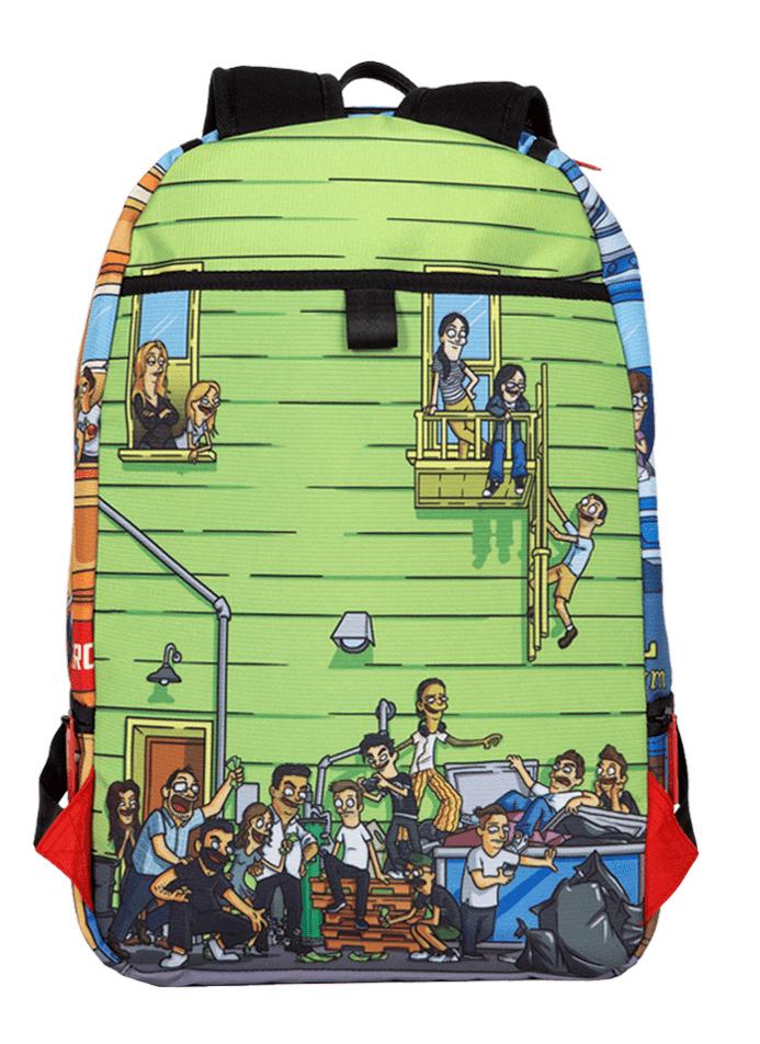 Mochila-Bobs-Burgers-Insanity-Sprayground-Backpack-04