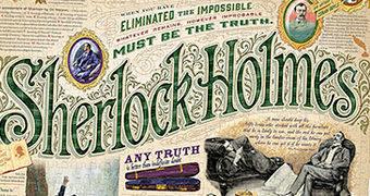 Quebra-Cabeça Sherlock Holmes Baseado nos Livros de Sir Arthur Conan Doyle