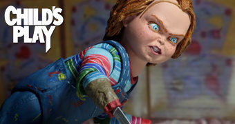 Chucky Ultimate – Action Figure Neca do Filme Brinquedo Assassino