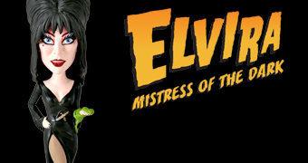Elvira, a Rainha das Trevas Bobble Head