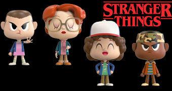 Bonecos Stranger Things Funko Vynl em Duplas