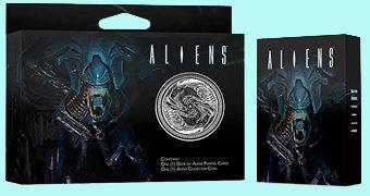 Baralho de Luxo Aliens H.R. Giger