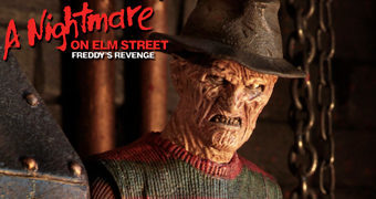 Freddy Krueger Ultimate Part 2 – Action Figure Neca do Filme A Hora do Pesadelo 2: A Vingança de Freddy