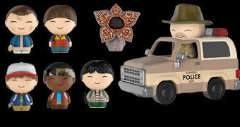 Bonecos Dorbz Stranger Things