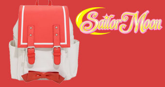 Mochila Sailor Mars da Série Sailor Moon
