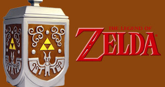 Pote de Cookies The Legend of Zelda Cookie Jar
