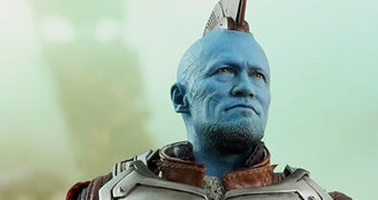 Yondu (Michael Rooker) Guardiões da Galáxia Vol 2 – Action Figure Perfeita 1:6 Hot Toys