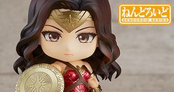 Boneca Nendoroid Mulher Maravilha: Hero's Edition (Wonder Woman Movie)