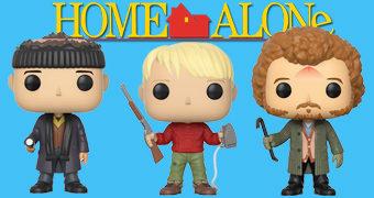 Bonecos Pop! Esqueceram de Mim (Home Alone)