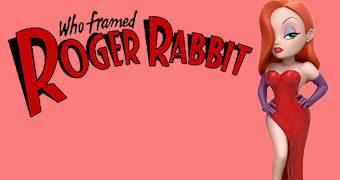 Boneca Jessica Rabbit Rock Candy (Uma Cilada para Roger Rabbit)