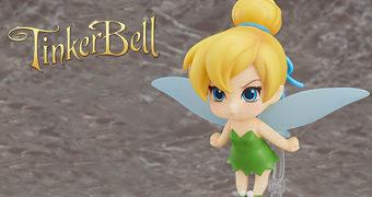 Boneca Nendoroid Tinker Bell (Peter Pan Disney)