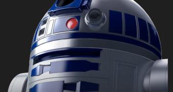R2-D2 da Sphero tem todos os movimentos, luzes e personalidade do original!