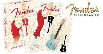Baralho Fender Stratocaster