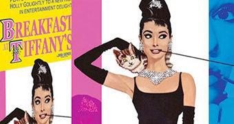 Quebra-Cabeça Bonequinha de Luxo Audrey Hepburn Slim Puzzle