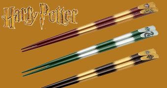 Harry Potter Chopsticks – Hashis da Escola de Magia e Bruxaria de Hogwarts