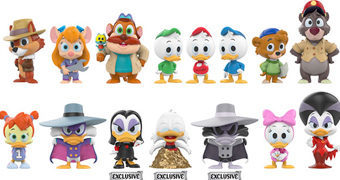 The Disney Afternoon Collection Mystery Minis – Mini-Figuras Funko Blind-Box