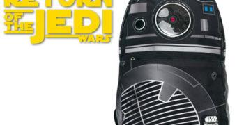 Mochila BB-E9 Star Wars: Os Últimos Jedi