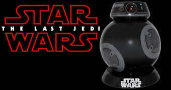 Pote de Cookies Droide BB-9E de Star Wars: Os Últimos Jedi