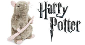 Rato Perebas de Pelúcia (Harry Potter)