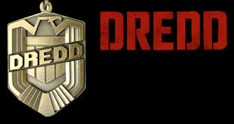 Chaveiro Judge Dredd Distintivo