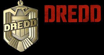 Chaveiro Judge Dredd Distintivo