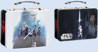 Lancheira Star Wars: The Last Jedi Tin Tote!