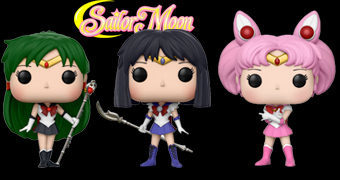 Bonecas Pop! Sailor Moon
