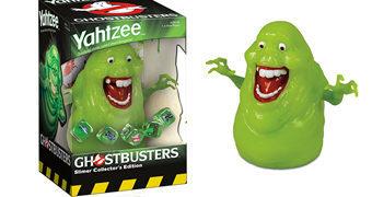 Jogo de Dados Yahtzee Ghostbusters (Os Caça-Fantasmas)
