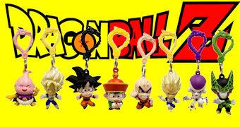 Chaveiros Dragon Ball Z Figure Hangers