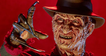 Freddy Krueger (Robert Englund) Premium Format – Estátua Nightmare on Elm Street 1:4 Sideshow Collectibles