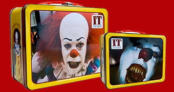 Lancheira It Stephen King com o Palhaço Pennywise