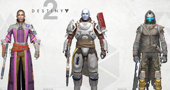 Action Figures do Game Destiny 2