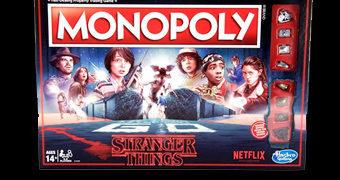 Jogo Monopoly Stranger Things