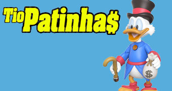 "Tio Patinhas Action Figure Funko 3.75"" Duck Tales"