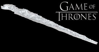 Espada de Gelo White Walker Ice Blade (Game of Thrones)