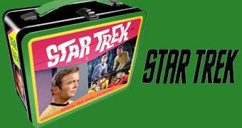 Lancheira de Lata Star Trek TOS