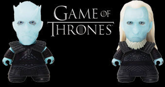 Game of Thrones TITANS Mini: Night King & White Walker