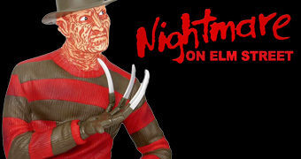 Cofre Busto Freddy Krueger A Nightmare On Elm Street