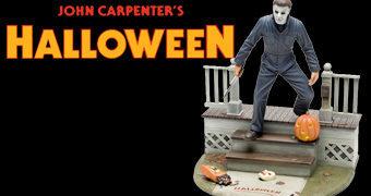 Kit de Montar Iluminado Halloween Michael Myers