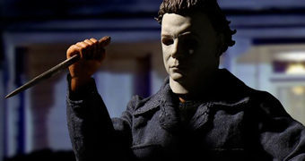 Action Figure Michael Myers (Halloween) One:12 Collective da Mezco