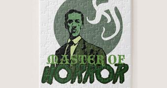 Quebra-Cabeça H. P. Lovecraft Master Of Horror