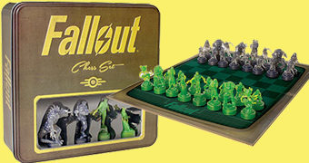 Xadrez do Videogame Fallout