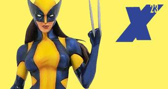 Estátua X-23 Wolverine (Laura Kinney) Marvel Gallery