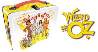 Lancheira Clássica O Mágico de Oz