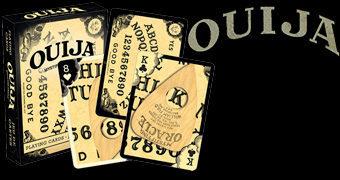 Baralho Tábua Ouija para Jogar com Espíritos do Outro Mundo!