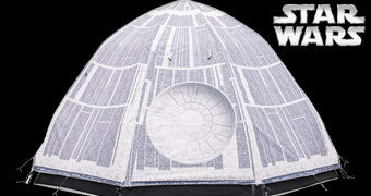 Barraca Star Wars Death Star Dome Tent (Estrela da Morte)