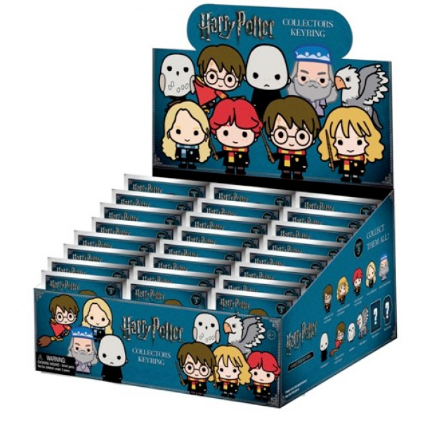 Chaveiros Harry Potter 3d Monogram Figural Keyrings S 233 Rie