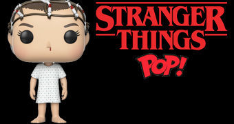 Boneca Pop! Stranger Things: Eleven com Eletrodos