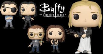 Bonecas Pop! Buffy, a Caça-Vampiros 20 Anos!