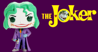 Boneca Pop! Martha Wayne como Coringa (The Joker)